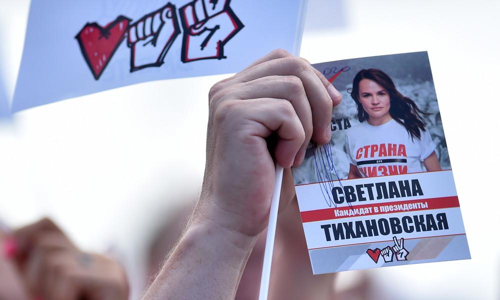 Weißrussland: Oberstes Gericht lehnt Klagen oppositioneller Kandidaten gegen Wahlergebnisse ab