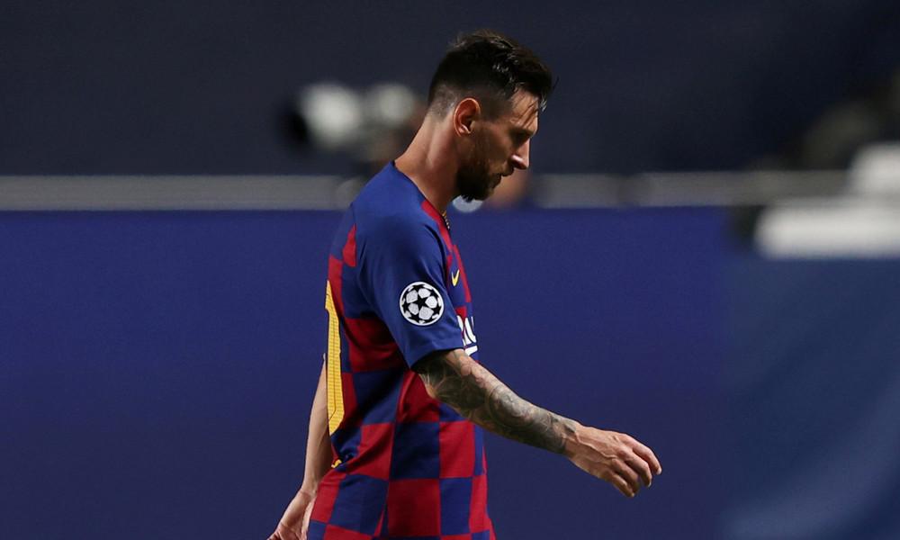 Wer hat 700 Millionen Euro? Messi will Barcelona verlassen
