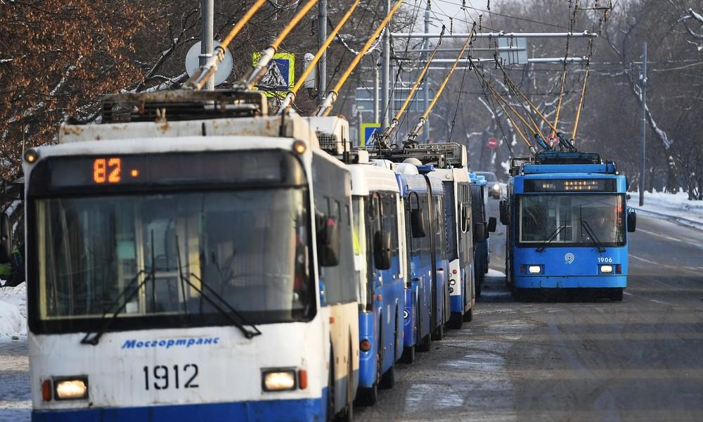 Ende einer Epoche: Moskau gibt historischen O-Bus-Betrieb auf