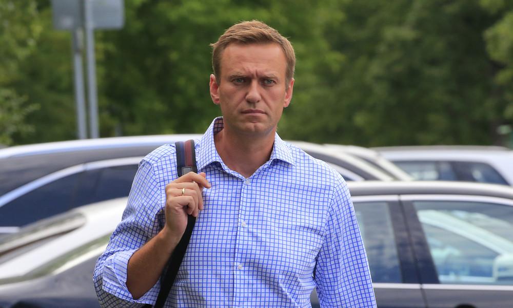 """Offener Brief russischer Ärzte zum Fall Nawalny: Es geht um """"politische Diagnose"""""""