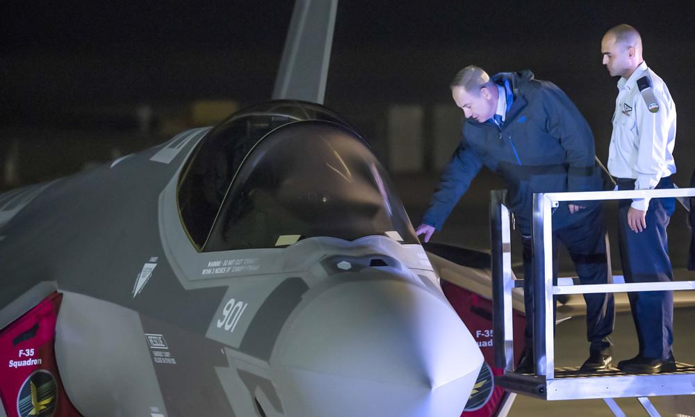 """""""Nicht eine einzige Schraube"""": Israelischer Minister gegen Verkauf von F-35-Kampfjets an Emirate"""