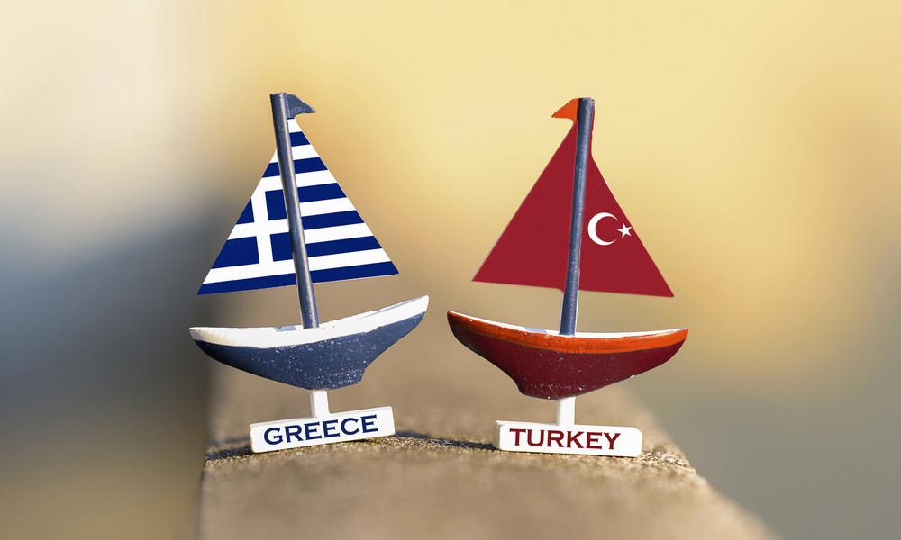 Donald Trump schaltet sich in Mittelmeer-Streit zwischen Athen und Ankara ein