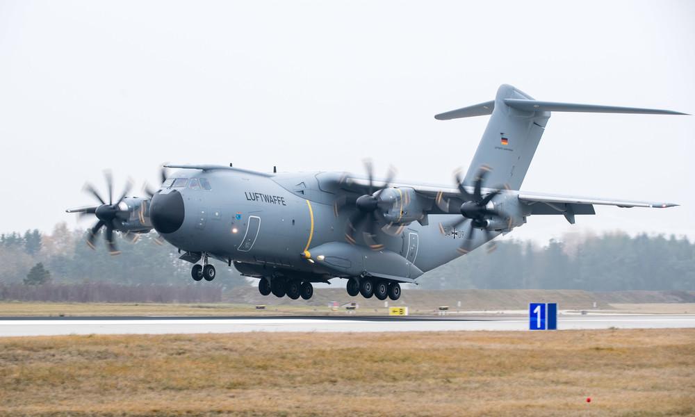 Waffen für Libyen: Airbus wartet türkische Militärflugzeuge