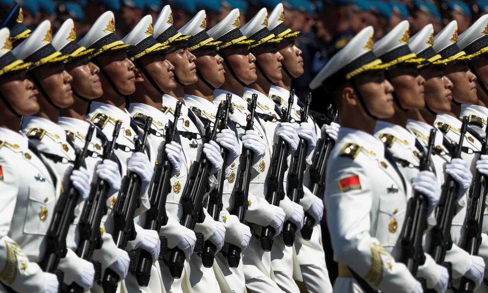 Peking: China wird nicht nach der Pfeife der USA tanzen, Washington soll paranoide Politik aufgeben