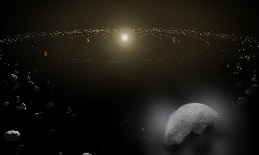 Asteroid verfehlt Erde um knapp 3.000 Kilometer – Niemand sah ihn kommen