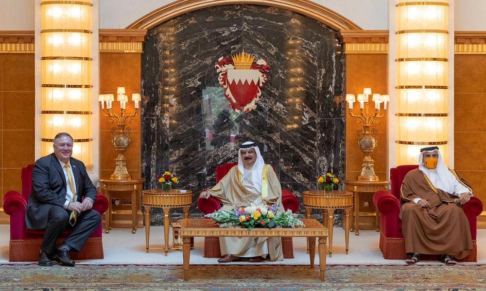 Bahrain lehnt den Druck der USA ab, die Beziehungen zu Israel zu normalisieren