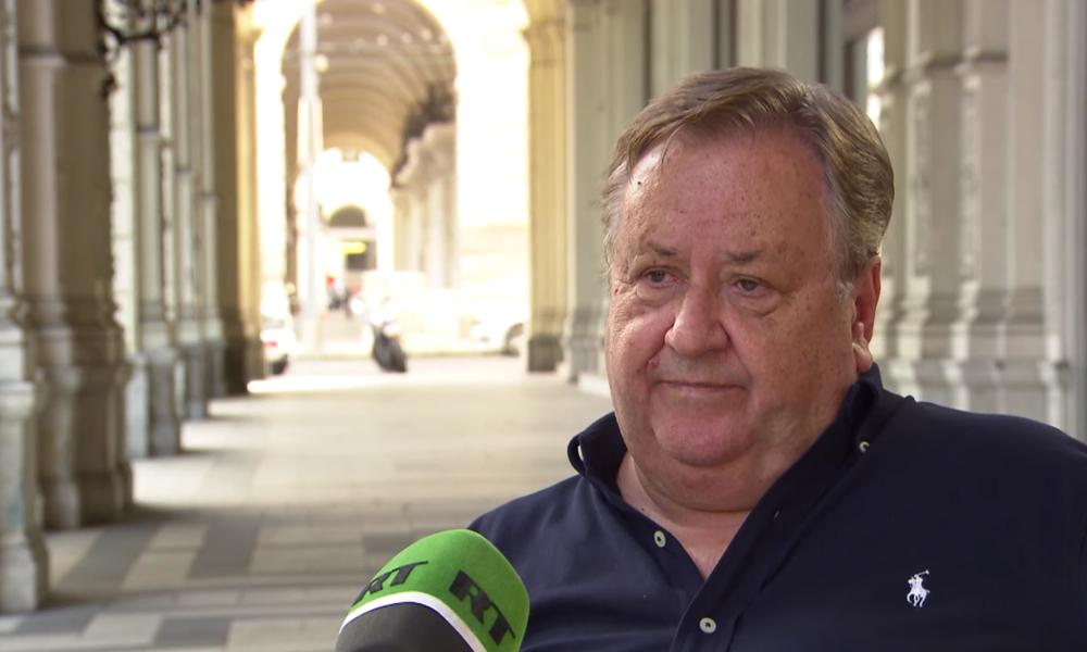 Professor Gert Schmidt zur Ibiza-Affäre: Man wollte die damalige Regierung in Österreich stürzen