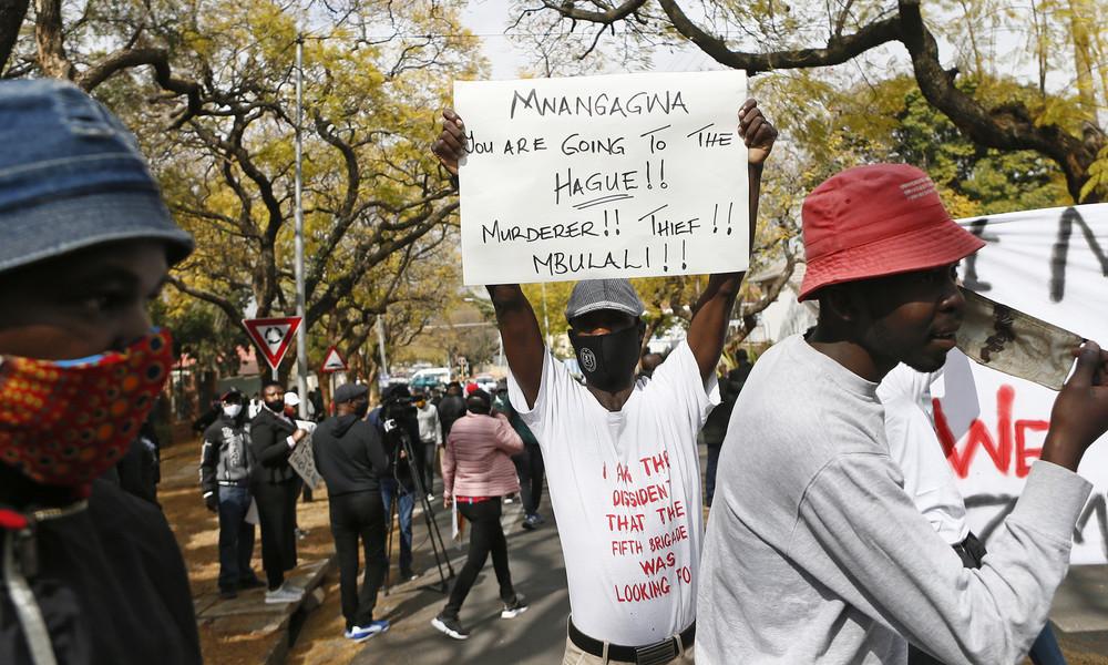 Botschafter in Simbabwe: Corona darf nicht als Ausrede für Freiheitseinschränkungen benutzt werden