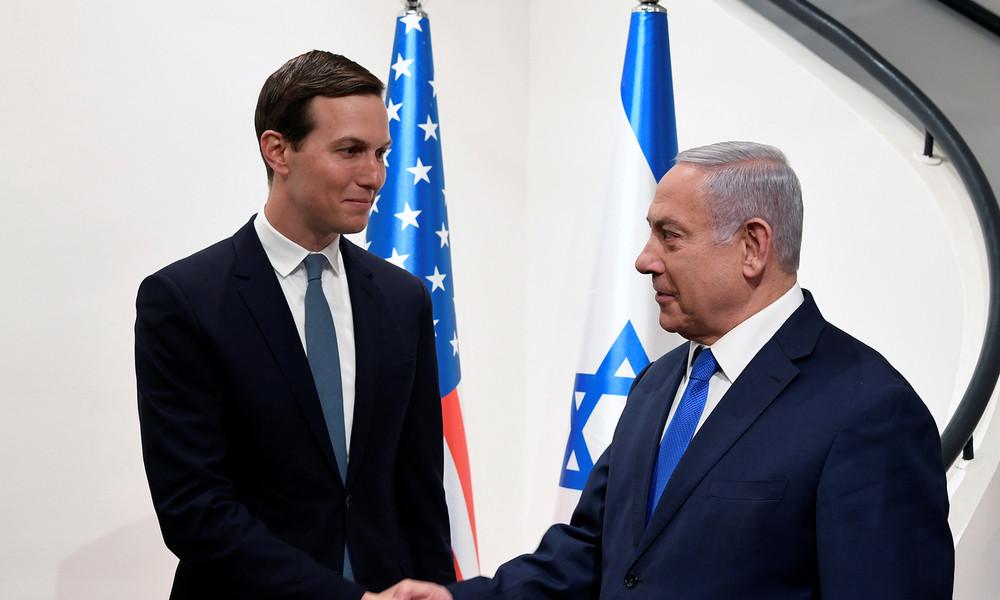 LIVE: Israels Regierungschef Netanjahu und US-Seniorberater Kushner geben Pressekonferenz