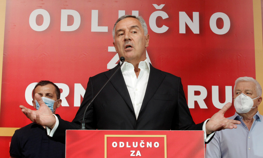 Wahl in Montenegro: Partei des Dauerherrschers Đukanović hat vorerst keine Regierungsmehrheit