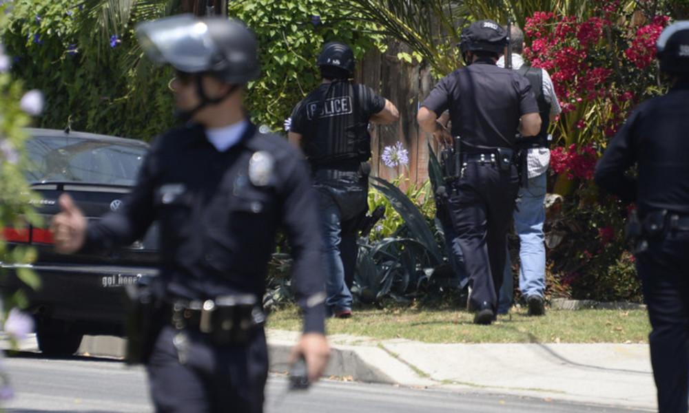 Los Angeles: Polizei untersucht mutmaßlichen Beschuss von Pro-Trump-Konvoi