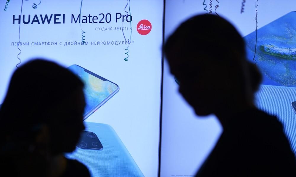 Huawei reagiert auf hartes Vorgehen der USA mit Ankurbelung von Investitionen in Russland