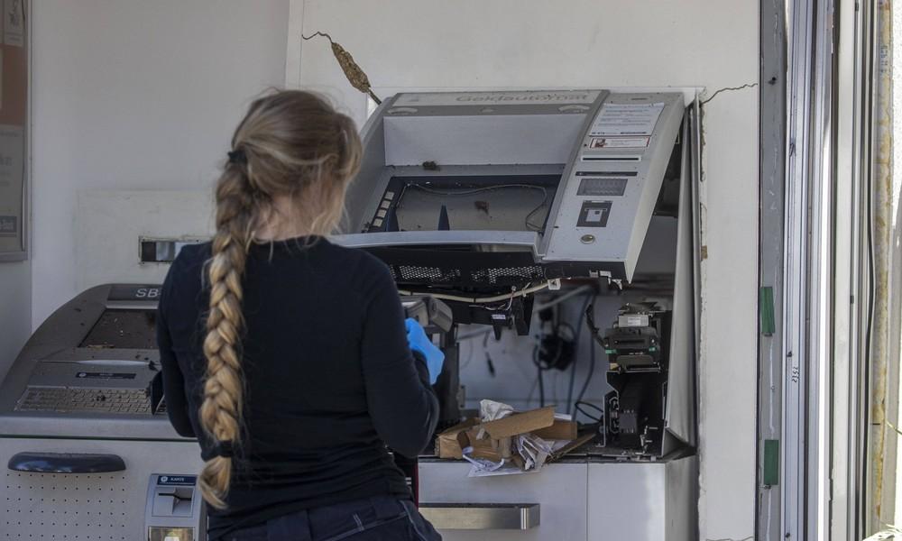 Vermehrt Geldautomaten-Sprengungen in NRW durch niederländische Banden