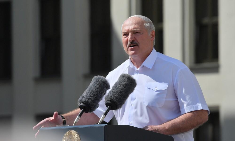Wegen Wahlfälschung und Gewalt gegen Protestler: Baltenstaaten untersagen Lukaschenko die Einreise
