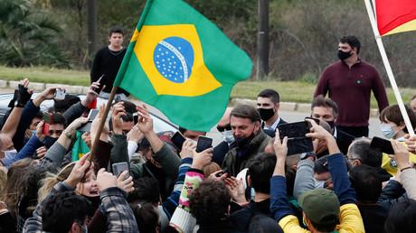 Brasiliens Präsident Jair Bolsonaro über Coronavirus: