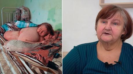 Ljubow Nurdinowa war die schwerste Frau Russlands