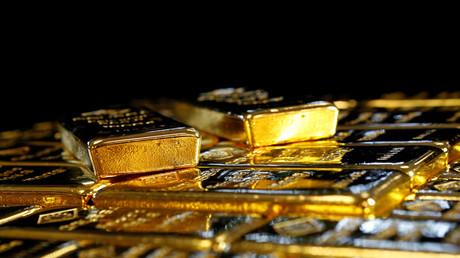 Goldpreis auf Rekordhoch: 2.000 US-Dollar pro Unze dank schwacher US-Finanzen und Corona-Maßnahmen (Symbolbild)