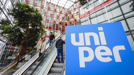 Uniper SE Hauptverwaltung, Düsseldorf, Nordrhein-Westfalen, Deutschland, Europa. (Symbolbild)