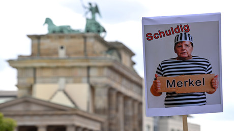 Polizei will Demonstration gegen Corona-Maßnahmen in Berlin auflösen