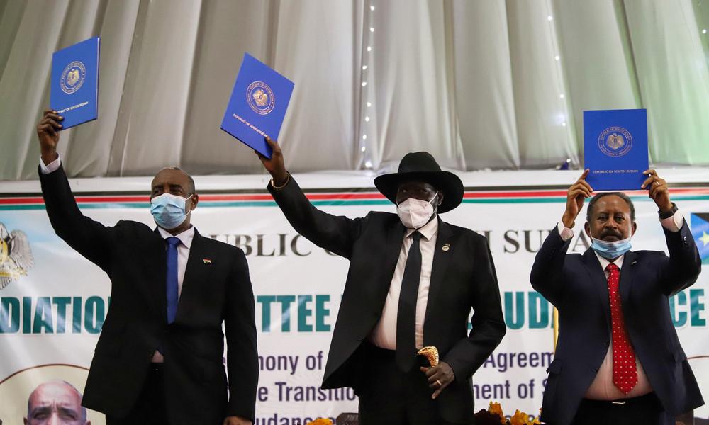 Sudan: Regierung unterzeichnet nach 17 Jahren Konflikt Friedensabkommen mit Rebellengruppen