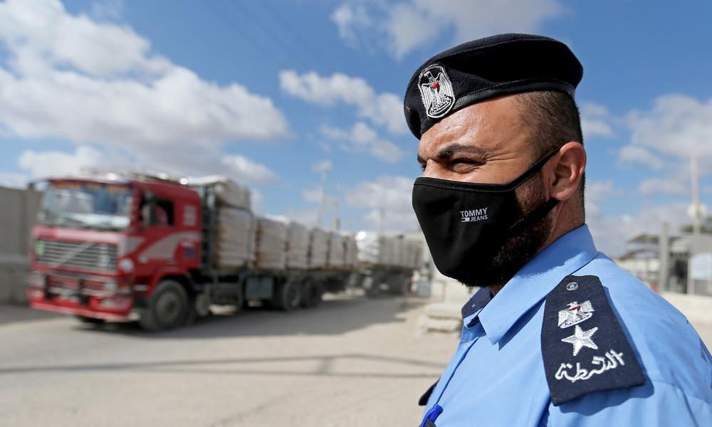Gaza: Israel öffnet nach Waffenruhe mit Hamas Grenzübergang für Waren