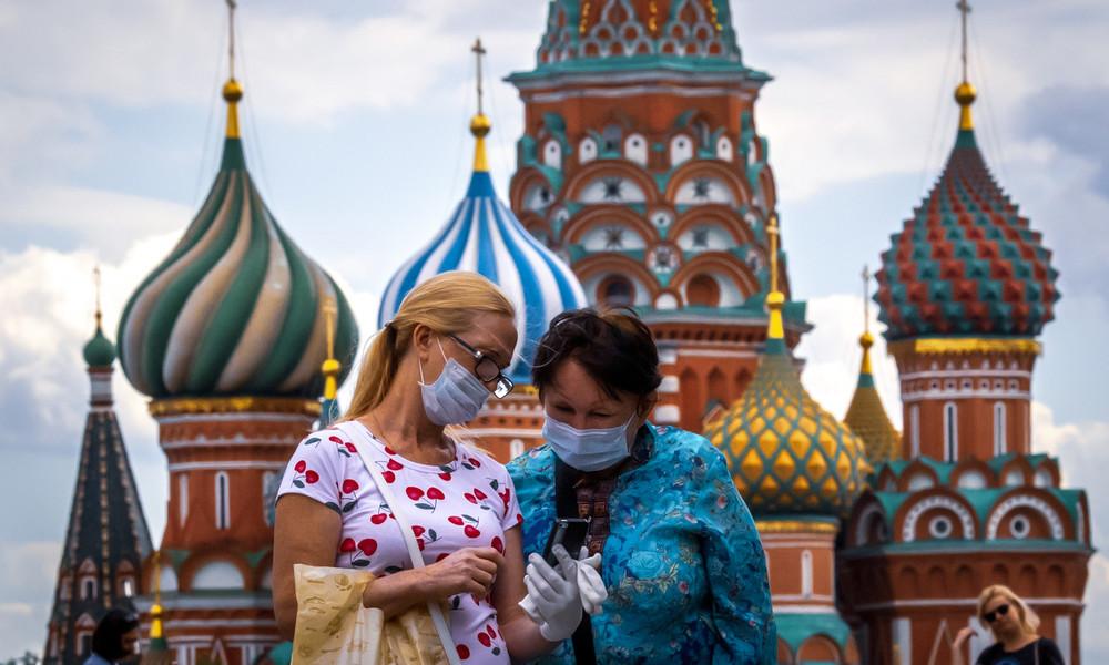 Coronavirus: Russland überschreitet Marke von einer Million positiv Getesteter