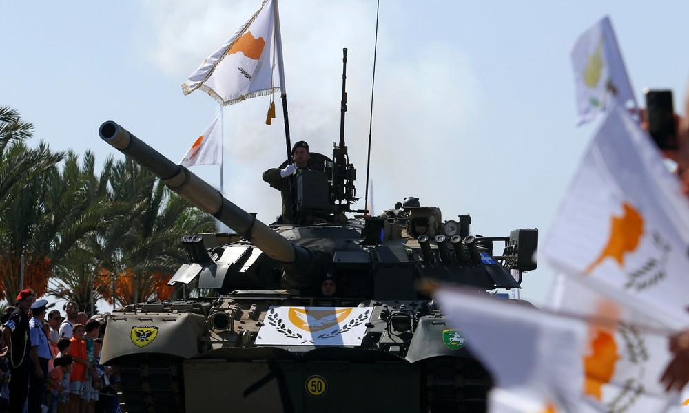 Griechisch-türkische Krise: USA heben 33 Jahre altes Waffenembargo gegen Zypern auf