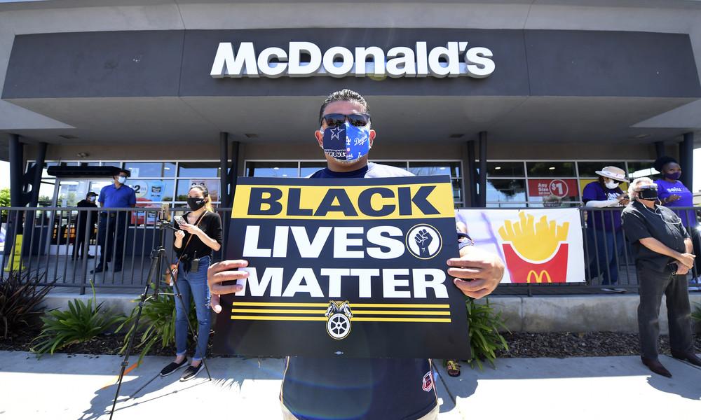 Schwarze Ex-Konzessionsinhaber verklagen McDonald's wegen Diskriminierung