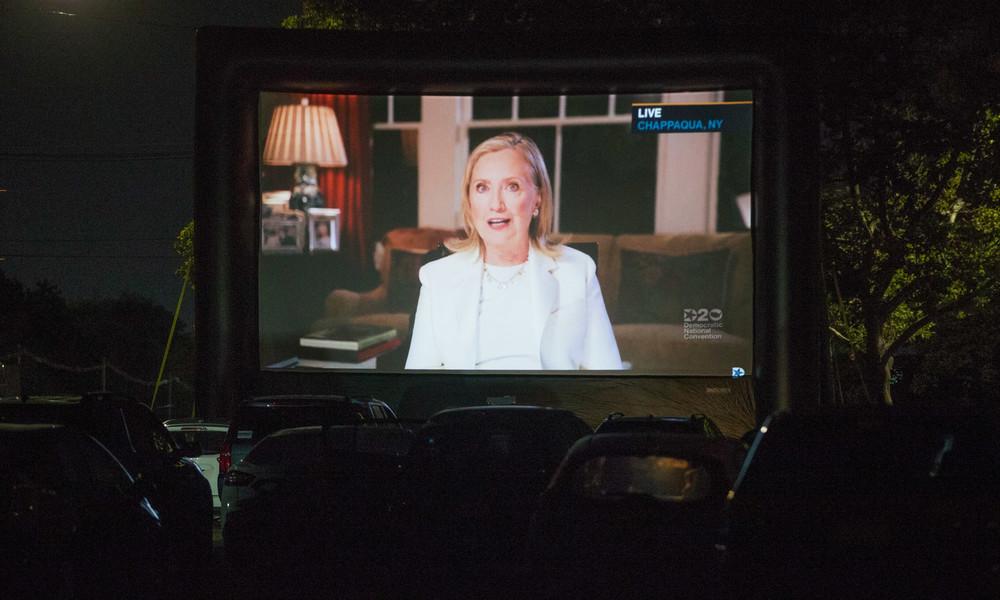"""Hillary Clinton: Biden darf beim Wahlausgang """"unter keinen Umständen nachgeben"""""""
