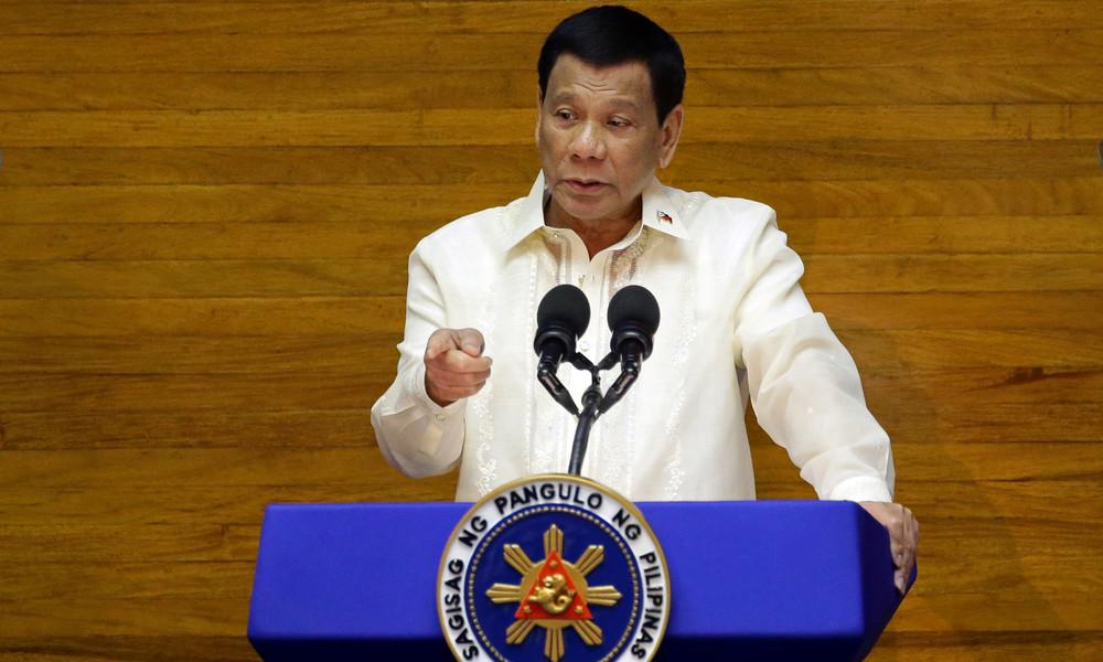 """""""Wir sind kein Vasallenstaat"""":  Philippinen setzen Zusammenarbeit mit China trotz Sanktionen fort"""