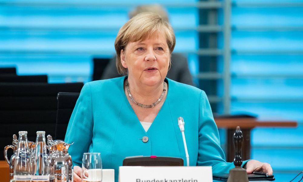 Angela Merkel äußert sich zu Nawalnys mutmaßlicher Nowitschok-Vergiftung