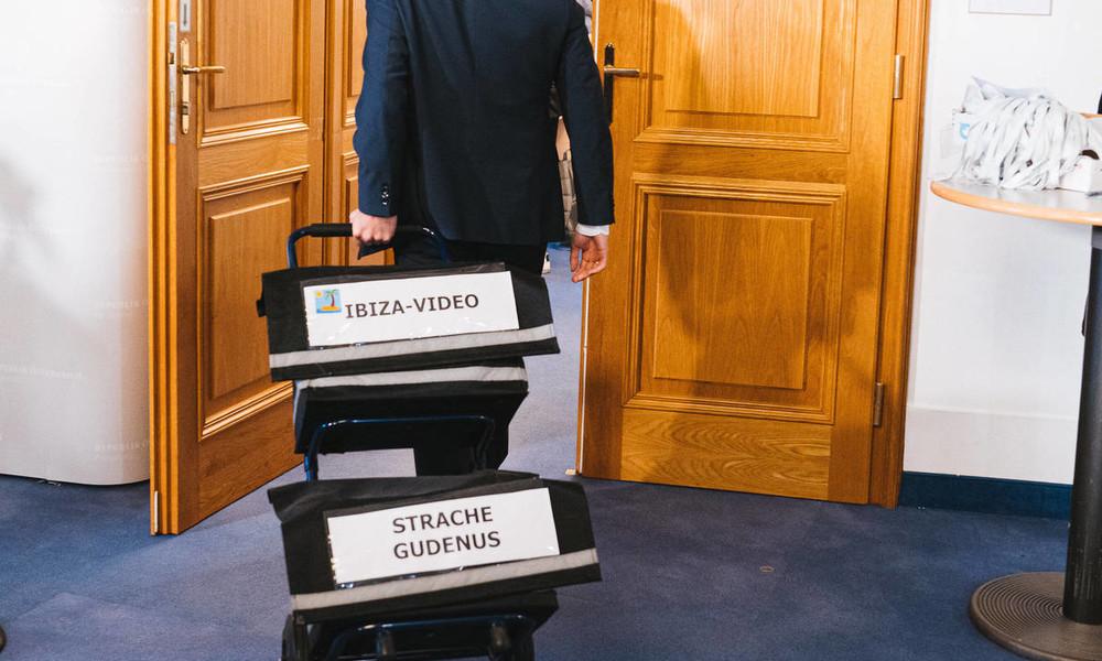 Ibiza-Affäre bleibt diffus: Hintergründe weiter unklar, Erpressungsvorwürfe stehen im Raum