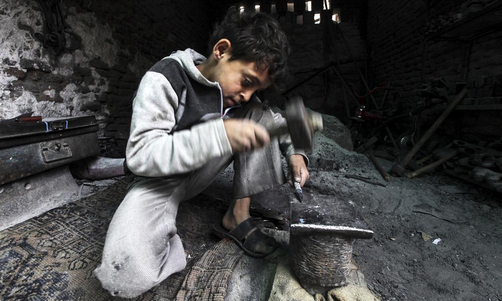 Jemen: Je weniger Hilfe, desto mehr Kinderarbeit (Video)