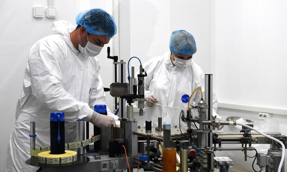 Tests an zweitem Corona-Impfstoff aus Russland gehen weiter: Probanden entwickeln Antikörper
