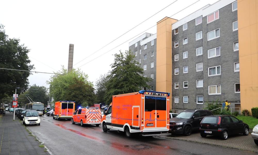 Polizei findet fünf tote Kinder in einem Mehrfamilienhaus in Solingen – Mutter mutmaßliche Täterin