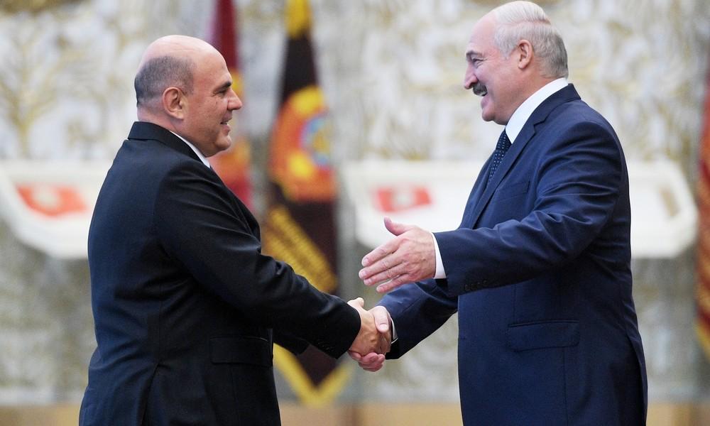 Lukaschenko will angeblich Beweise für vorgetäuschte Vergiftung Nawalnys haben