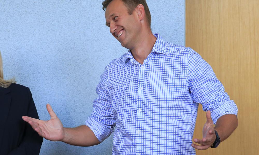 Wem nutzt die Vergiftung Nawalnys? Die von westlichen Medien und Regierungen nie gestellte Frage