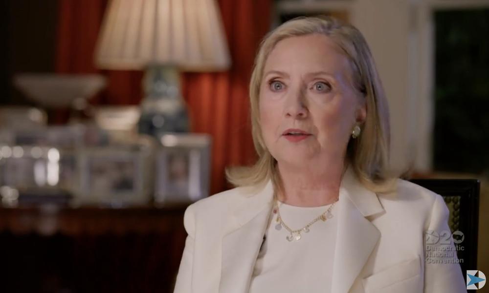 Fall Nawalny: Hillary Clinton attackiert Donald Trump