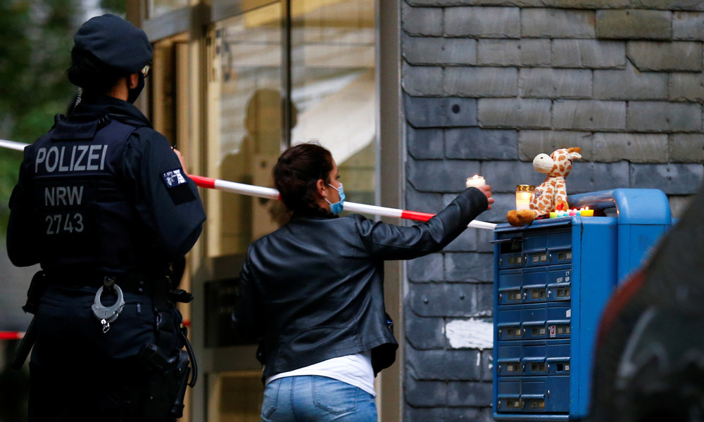 Solingen: Pressekonferenz der Polizei zum fünffachen Kinder-Tod