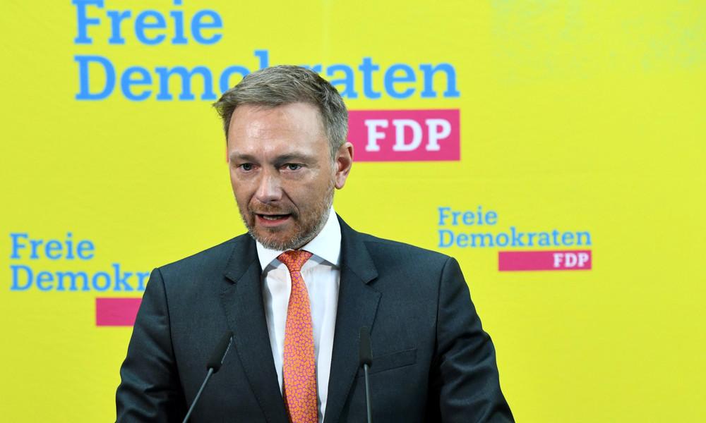 FDP will ab 2021 wieder regieren