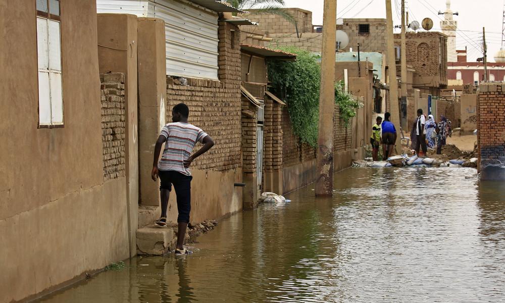 Überschwemmungen im Sudan: Regierung ruft für drei Monate Notstand aus
