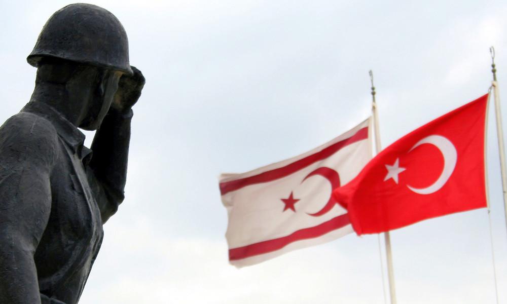 Türkei kündigt Militärübung vor Zypern an
