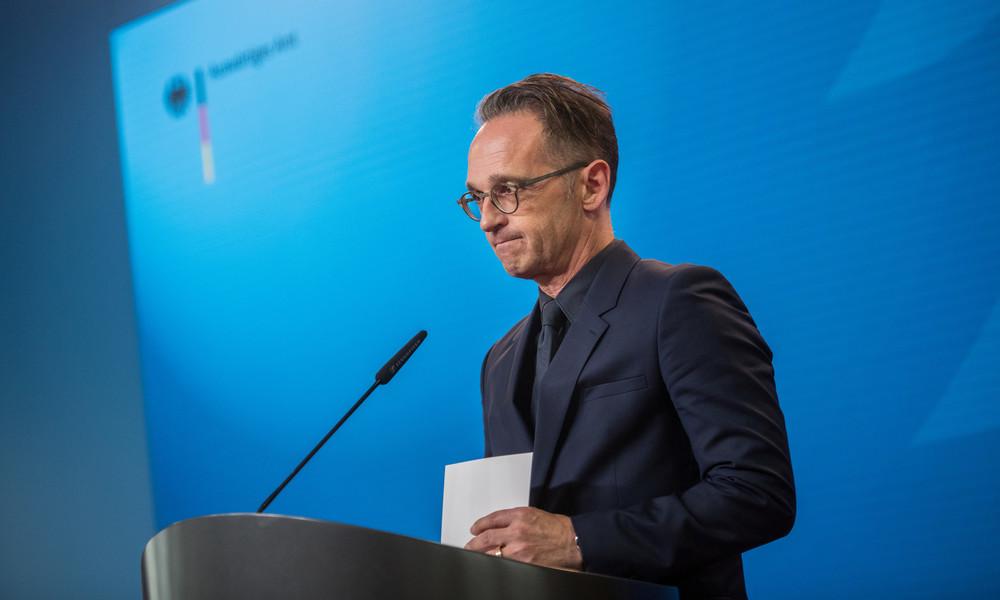 "Fall Alexei Nawalny: Heiko Maas fordert von Russland Beiträge zur Aufklärung statt ""Nebelkerzen"""