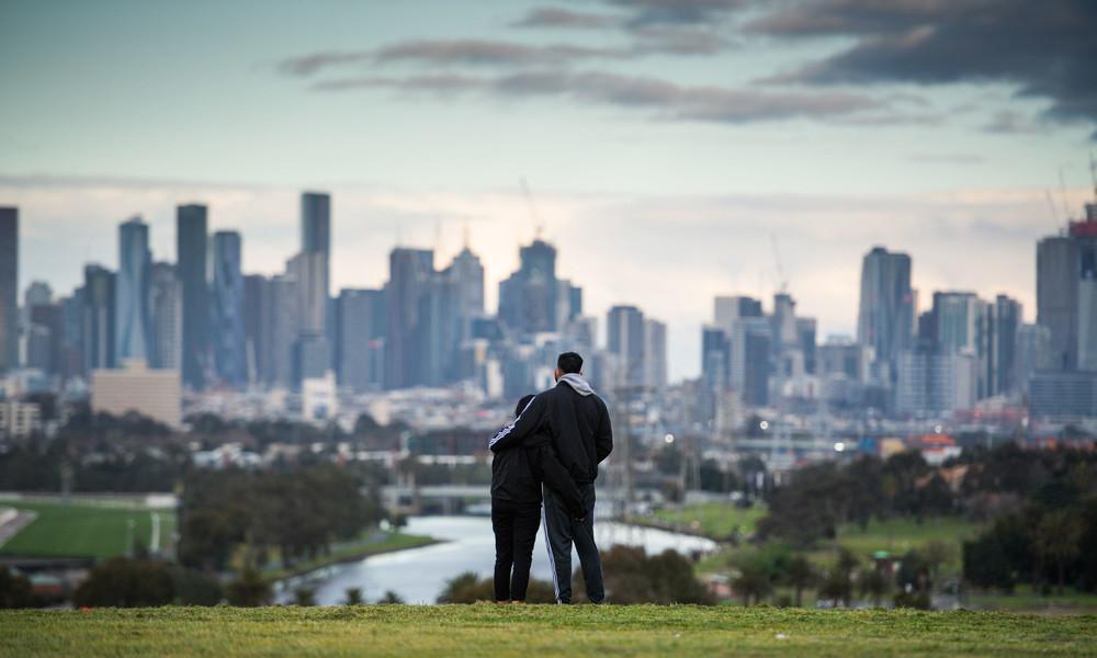 """""""Soziales Experiment"""" nonstop: 2. Lockdown in australischer Großstadt Melbourne wird fortgesetzt"""