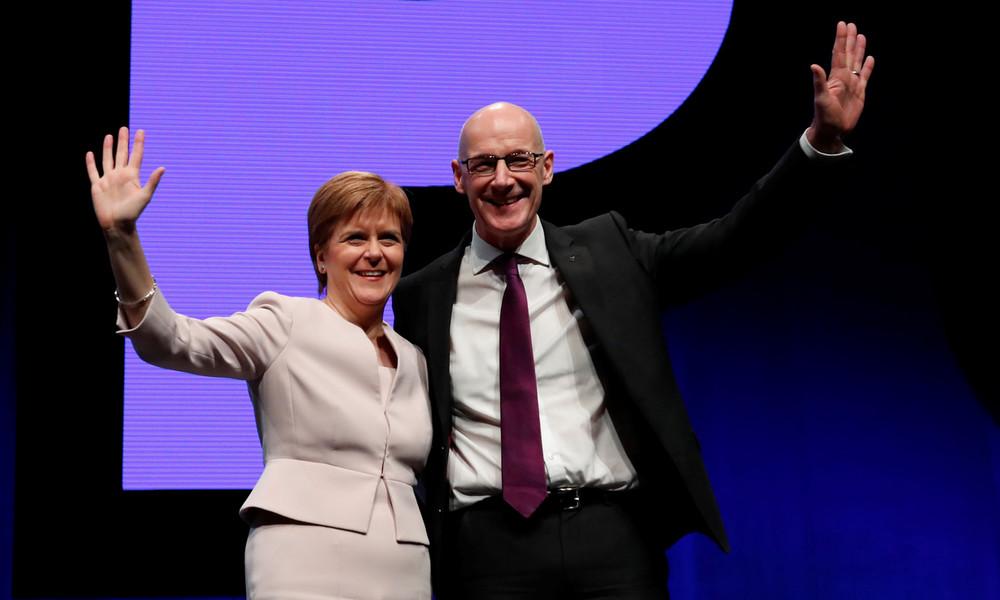 Vizepremierminister: Schottland muss unabhängig sein, um sich von Corona-Krise zu erholen
