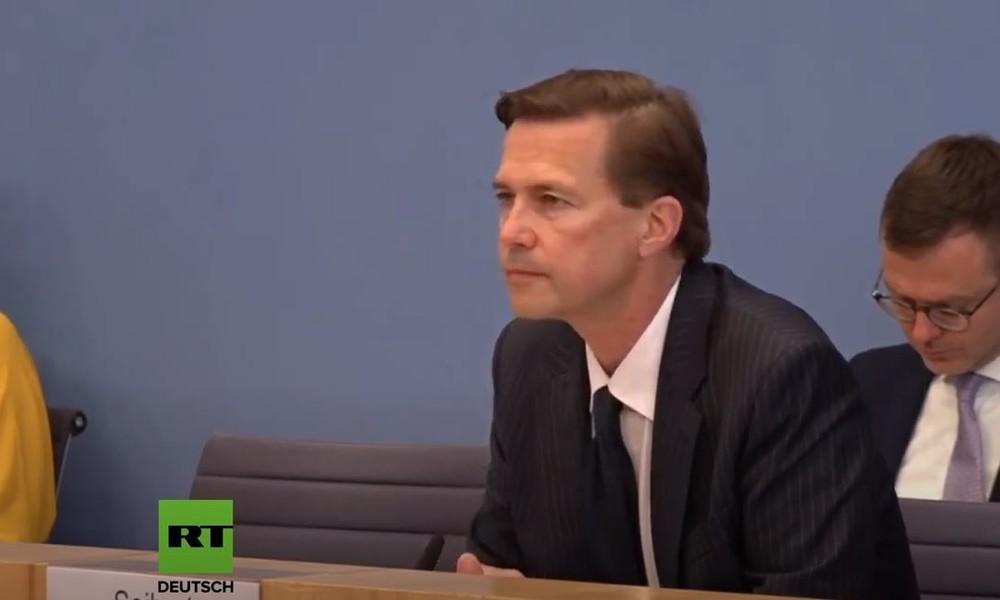 LIVE: Regierungspressekonferenz zu Nawalny, Belarus und weiteren Themen