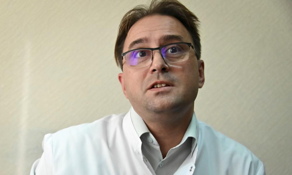 Sibiriens Chef-Toxikologe: Keine Vergiftung Nawalnys mit organischen Phosphorverbindungen