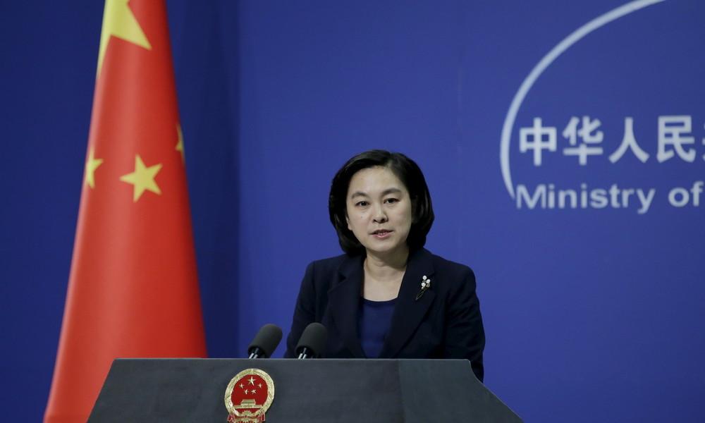 Peking: Werden mit US-Journalisten zusammenarbeiten, wenn chinesische Reporter fair behandelt werden