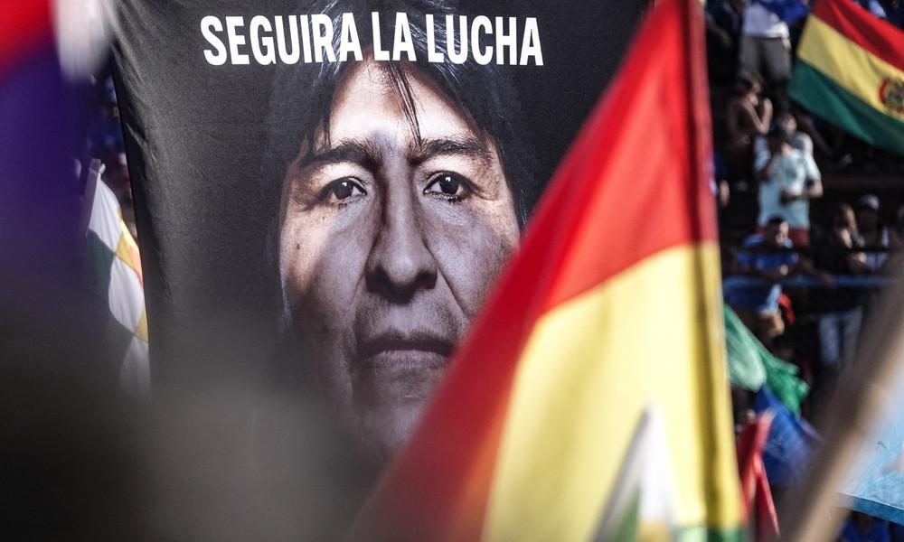 Bolivien: Gericht verbietet Ex-Staatschef Evo Morales Kandidatur für Senat