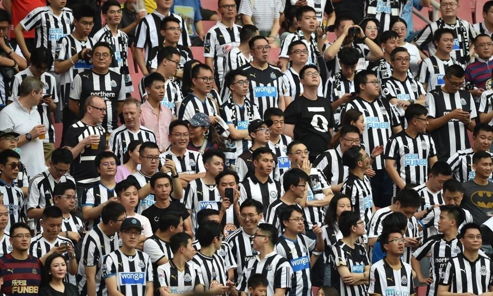 Kalter Krieg im Fußball: Englische Liga kündigt 700-Millionen-US-Dollar-Fernsehdeal mit China